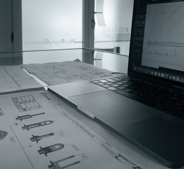 DRigging-Project-management-section